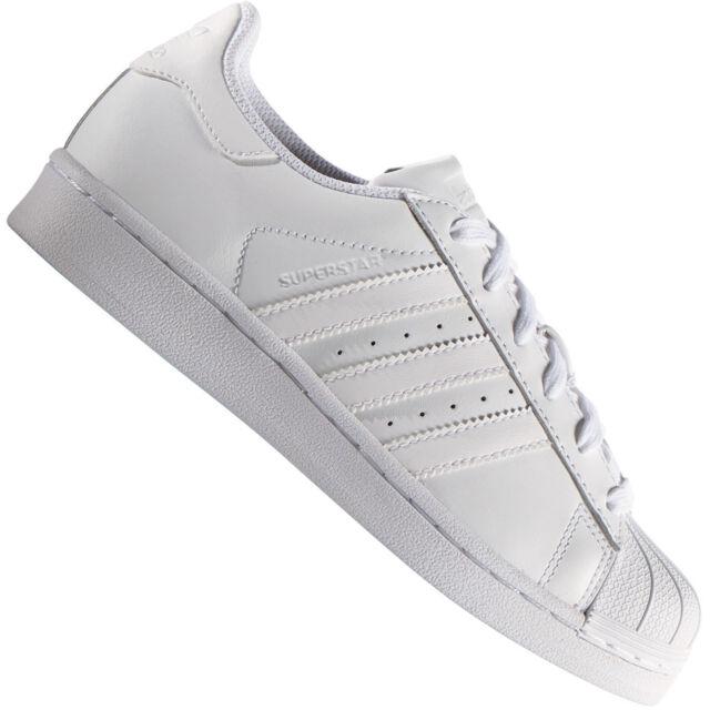 ADIDAS Originals Superstar Uomo Sneaker Sneakers Scarpe Sportive Scarpe per il tempo libero