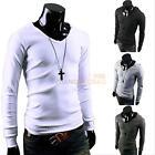 Mens Slim Blend Hoodie Lightweight Pullover Hoodie Pullover Sportswear Clothing