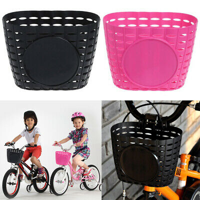Kids Bicycle Basket Tricycle Scooter Handlebar Storage Holder For Children Bike