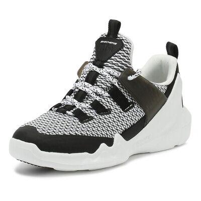 Metodico Skechers Sneaker Uomo Bianco Nero D'lites Una Pelle E Mesh Sport Scarpe Casual-mostra Il Titolo Originale