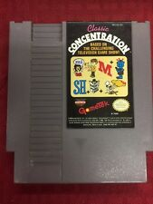 Classic Concentration (Nintendo Entertainment System, 1990) NES