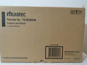 NIB Muratec TS 2030us toner cartridge