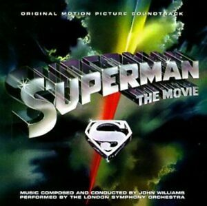 Various-Artists-Superman-Original-Soundtrack-New-CD-UK-Import