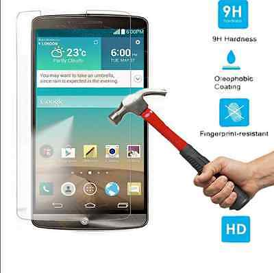 9H+ Ultra Thin HD Real Premium Tempered Glass Film Screen Protector For LG G3 G4
