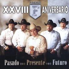 FREE US SHIP. on ANY 2 CDs! NEW CD La Tropa F: Pasado Presente Futuro Original r