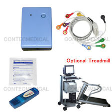 Contec Wireless Exercise Stress Ecg Recorder Machine Medical Use Systemsoftware