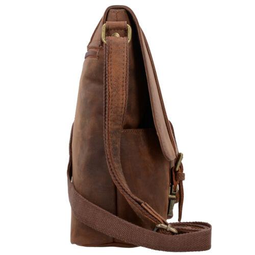 Cm Handtasche Leder Greenland 30 Herren Umhängetasche natur Montenegro xHzxwYOqS