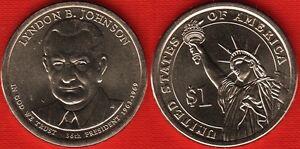 """USA 1 dollar 2015 D mint /""""John F Kennedy/"""" UNC"""