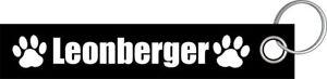 Leonberger-Dog-Dogs-Dog-Breed-Paw-Keyring-Lanyard-Key-Chain