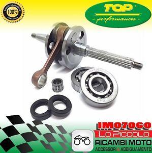 IM07060-ALBERO-MOTORE-TOP-PERFORMANCE-CON-CUSCINETTI-PIAGGIO-ZIP-LC-RST-SP-50