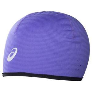 Image is loading Asics-Womens-Winter-Running-Beanie -Soft-Lightweight-Flexible- 12e1fec5949