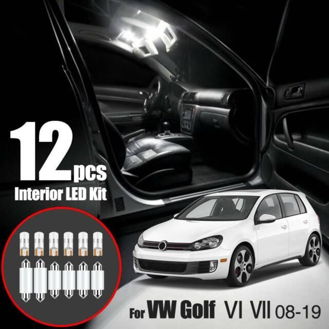 WHITE INTERIOR UPGRADE ERROR FREE LED LIGHT KIT 2018 NEW VAUXHALL INSIGNIA 2008
