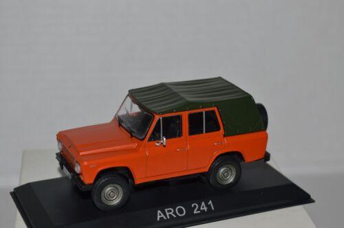 ARO 241 Legendary Cars Auto Die Cast Scala  1:43 MV22