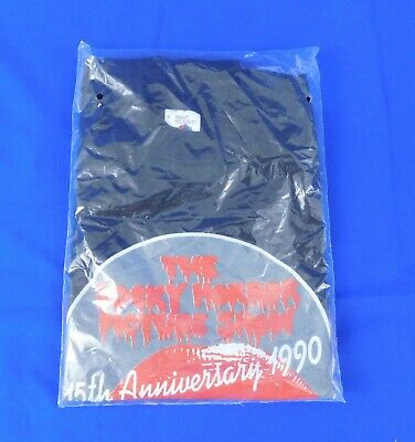 Vintage 90s The Rocky Horror Picture show movie tee  large size  made in usa  single stiched