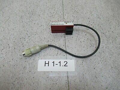 Leuze Electronic bcl34sm100 50037229 v02.01 10-30v escáner de código de barras