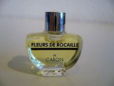 """CARON  """" FLEURS de ROCAILLE """"    EDP  PARFUM - Miniatur  1,8ml"""