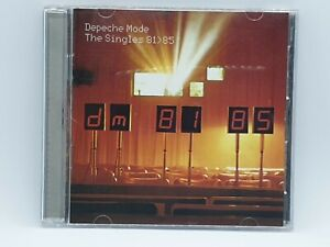 Depeche-Mode-The-Singles-81-gt-85-Best-Of-CD-Album