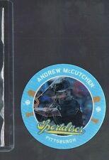 ANDREW McCUTCHEN SD17 PIRATES Sportdiscs Sport Discs 2013 Panini Hometown Heroes
