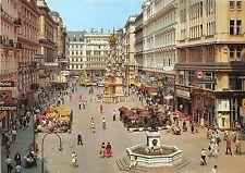 B52584 Wien Graben avec colonnne en commemoratio de la peste  austria