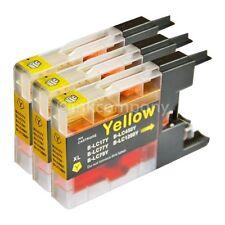 3 yellow Brother LC1280 XL für MFC-J5910DW MFC-J6510DW MFC-J6710DW MFC-J6910DW