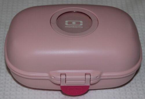 Monbento MB Gram Snackbox Lunchbox Brotdose hellrosa indivudualisierbar
