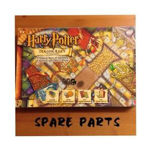 Harry Potter Diagon Alley Board Game Parts Pieces Spares Only