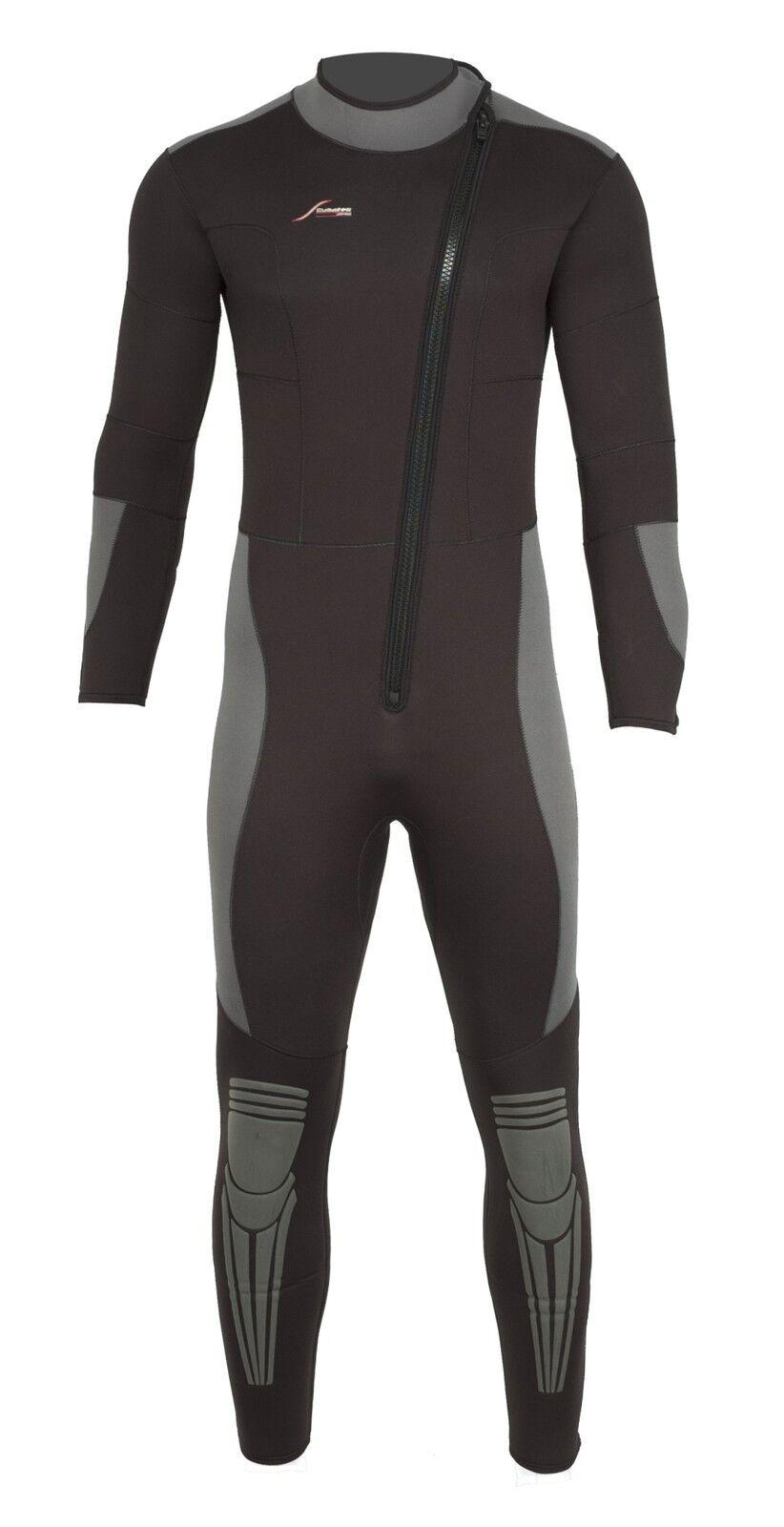 5mm Scubatec Neopren Neopren Neopren Anzug Tauchanzug Surfanzug mit Frontreißverschluß    | Luxus  | Exquisite Verarbeitung  | Online Outlet Shop  ddc1d2