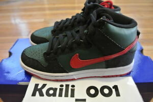 quality design c29a0 4c55b Nike Dunk High Premium SB RESN Skunk Statue Of Liberty ...