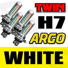 4X H7 55W 8500K XENON HID WHITE EFFECT LOOK HEADLIGHT LAMPS LIGHT BULBS 12V