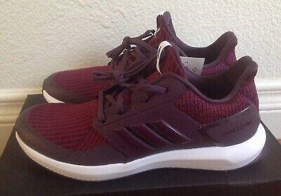New Boys Girls Adidas RapidaRun Knit J