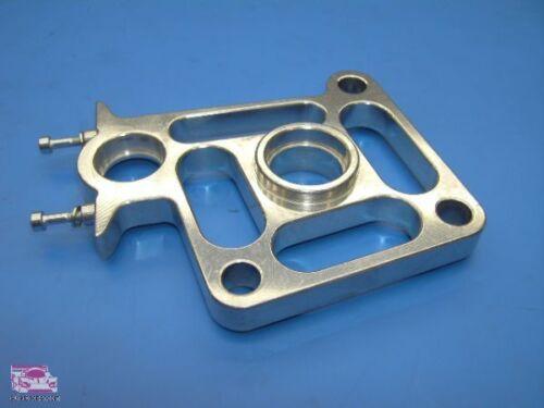 Lauterbacher Aluminium-Getriebeplatte für FG-Modelle 7474 Maße wie FG Art
