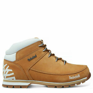 Timberland-6235B-Euro-Sprint-Mens-Leather-Hikers-Hiking-Boots-Shoes-Wheat-Size