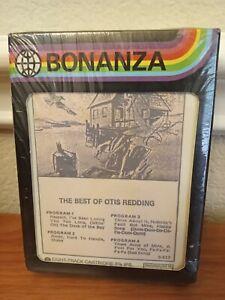 The Best Of Otis Redding 8 Track Cartridge Tape NEW SEALED