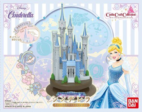 BANDAI Castle Craft Collection Cinderella Plastic model kit 080923 New Japan