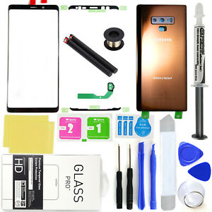 LCD Rear Adhesive for Samsung Galaxy Note 4 with Tool Kit