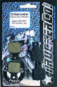 TruckerCo Disc Brake Pads Magura MT5 MT7 MT Trail Sport HC E AB MJ osm31 4 pc