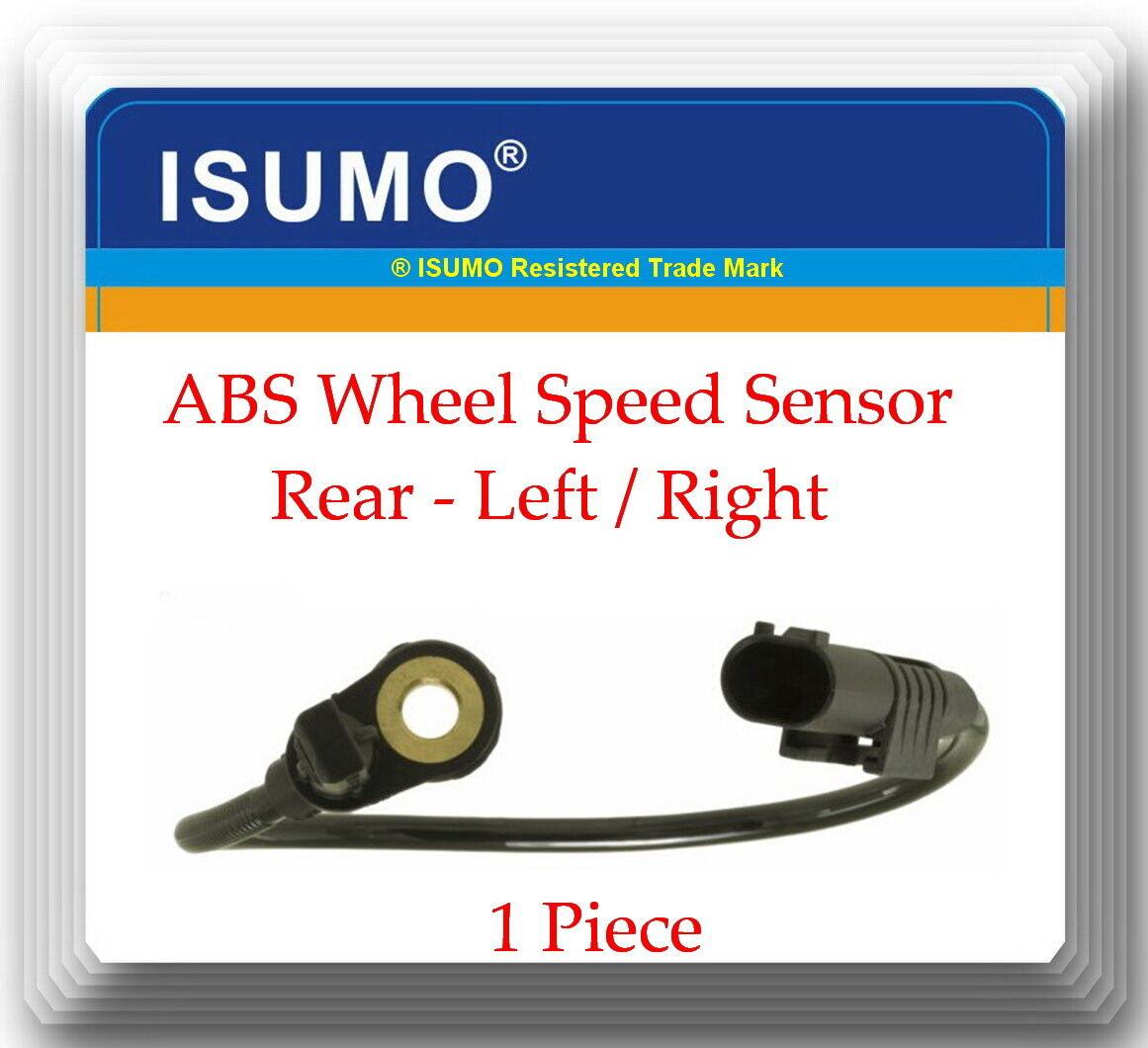 C230 SLK 01-11 ABS Wheel Speed Sensor Font Left /& Right Fit:Most Mercedes C200