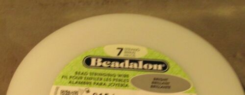 7 Strand Beadalon Beading Wire 300 foot spool Choose diameter Free Shipping