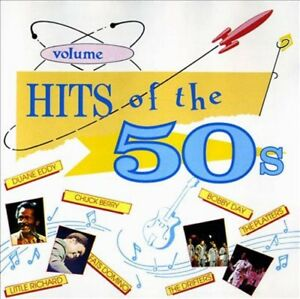 Hits-of-the-50-039-s-Vol-4-by-Various-Artists-CD-MCPS