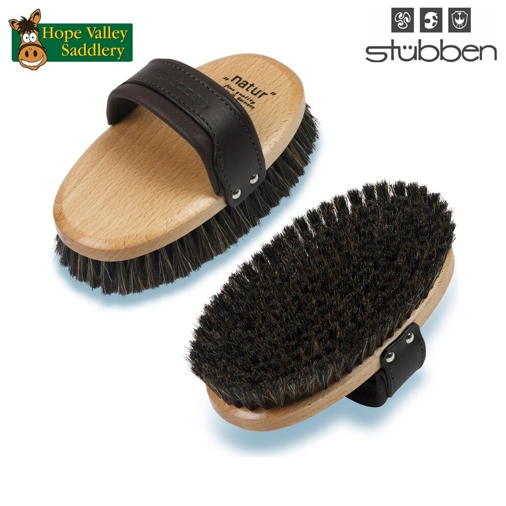 Stubben Brush De Luxe (Ladies) Horse Grooming Brush (305 30507) BNWT