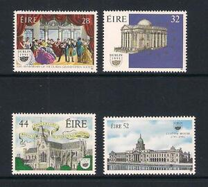 Ireland-mint-stamps-1991-Dublin-European-City-of-Culture-SG800-803-MNH