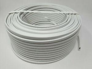 Flach Feuchtraumkabel Kabel Leitung YDY NYM-J 3x1,5-3x2,5-5x1,5-5x2,5