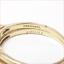 thumbnail 8 - Harold Freeman 14K Gold Brilliant Cut Diamond Estate Engagement Wedding Ring