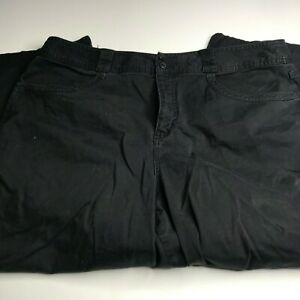 Merona-black-pants-size-18-W
