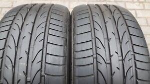 2x-Sommerreifen-Bridgestone-Potenza-re050-255-45-18-r18-99y