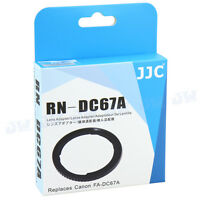 67mm Lens Filter Adapter for CANON SX520 530 SX50 60 HS SX30 SX20 IS As FA-DC67A