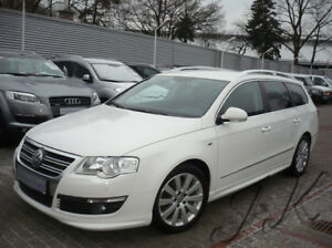 VW-Passat-B6-3C-R-line-Look-Front-Lip-Bumper-Spoiler-Diffuser-Add-On