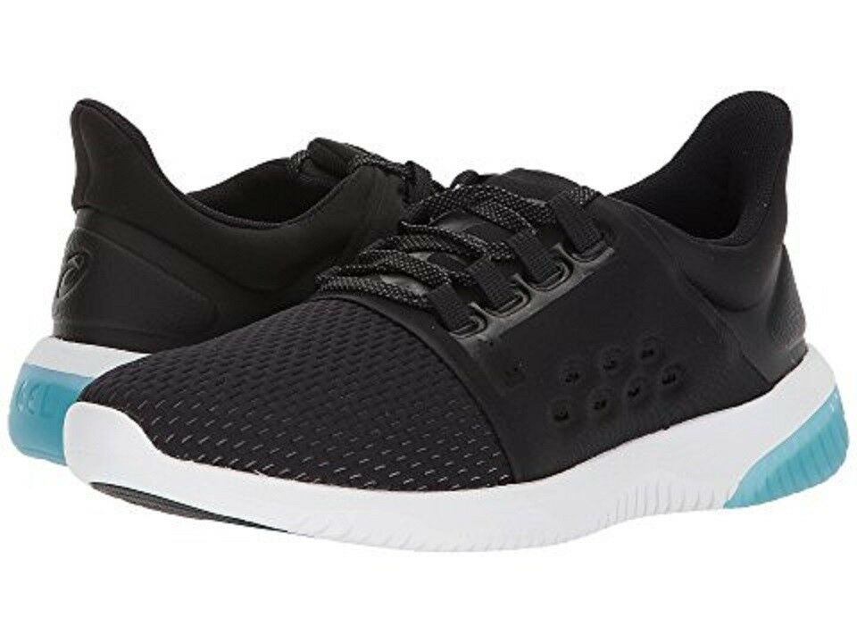 Asics T880N.9016 Gel-kenun Lyte ™ Wmn (M) Negro Zapatos Atléticos fantasma de malla