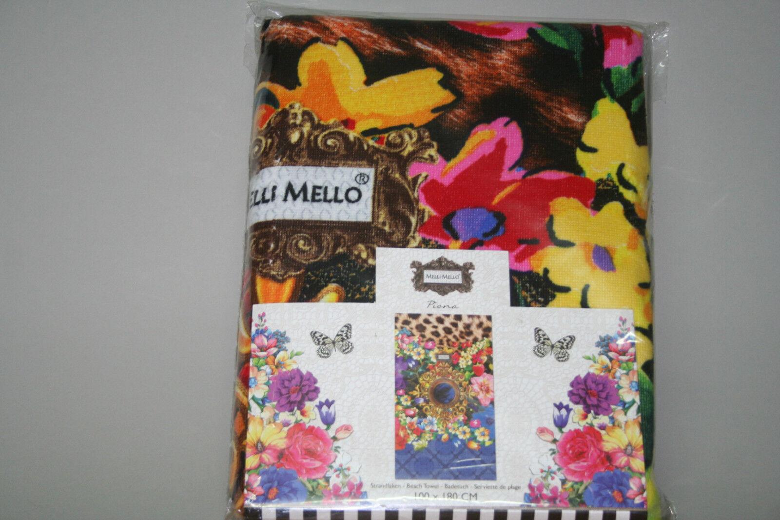 Strandtuch, Badelaken Melli Mello Piona     | Lassen Sie unsere Produkte in die Welt gehen
