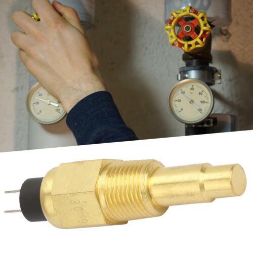 Universal  Diesel Engine Water Temperature Sensor 14mm Screw Vdo 3//8 NPT NEW